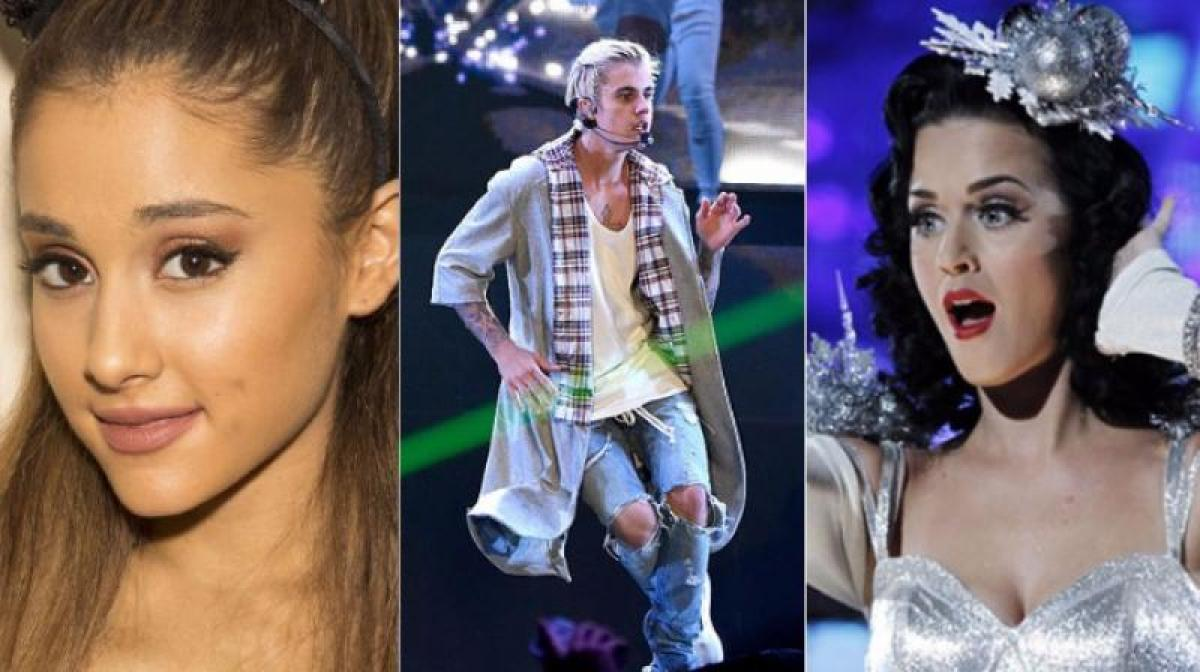 Manchester benefit concert: Justin Bieber, Katy Perry, Coldplay join Ariana Grande