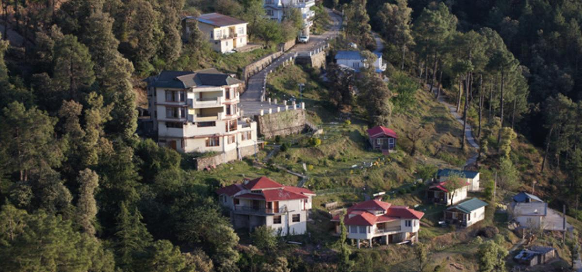 The many charms of Chail