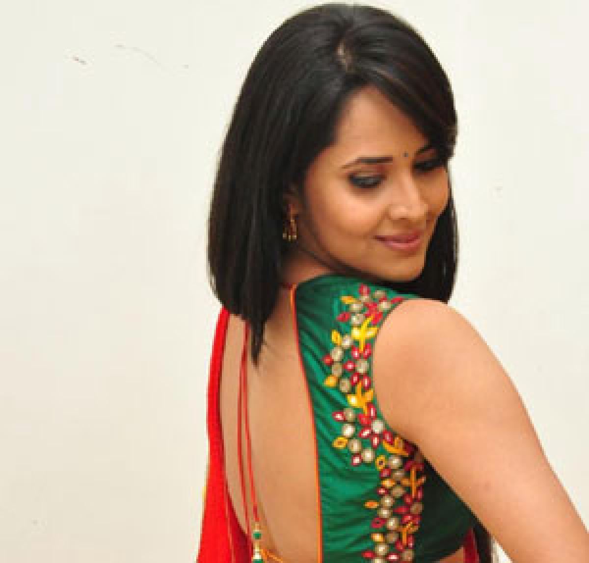 Role in Kshanam in contrast to my TV avatar: Anasuya