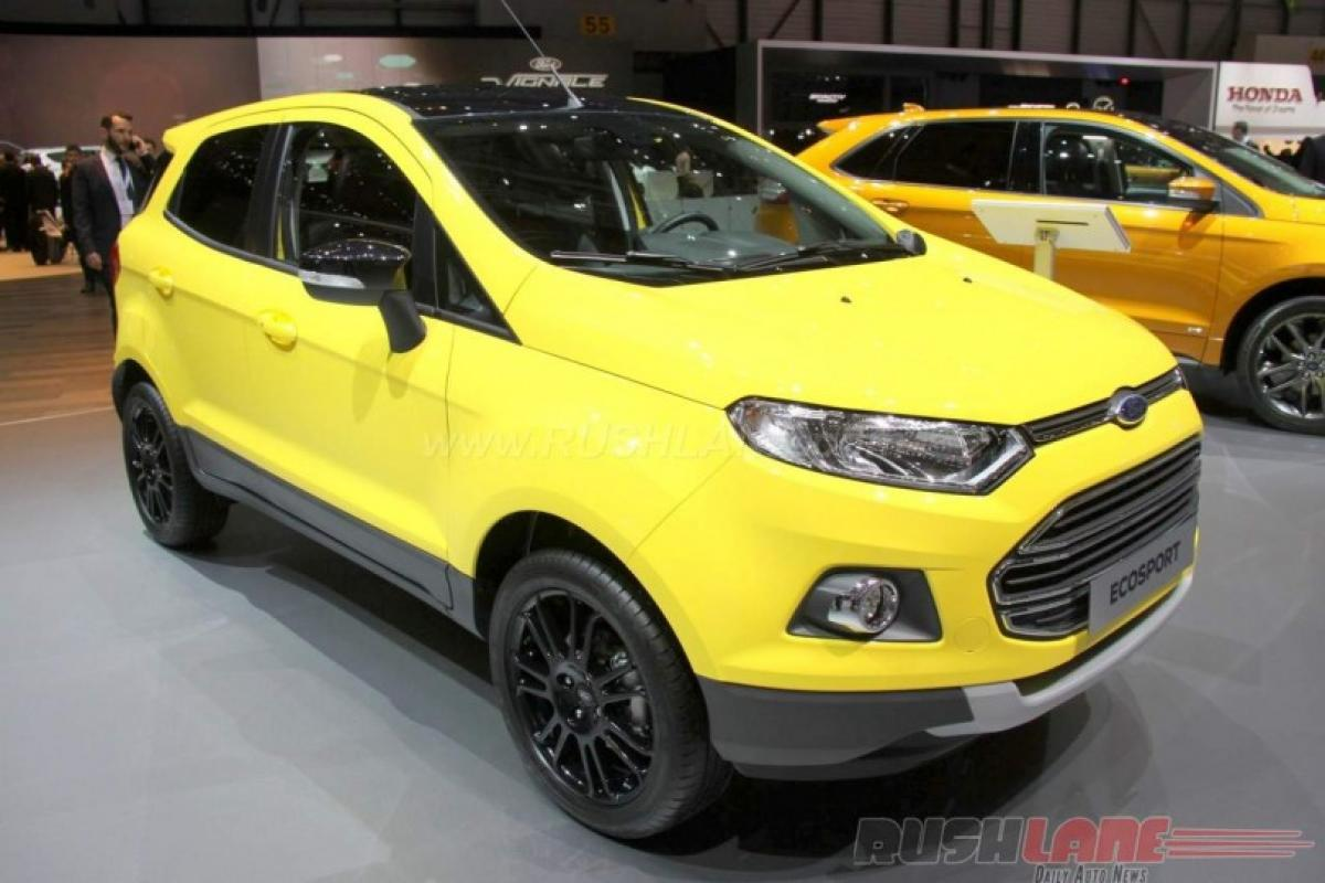 Check: Most exported car from India this year - Ford EcoSport