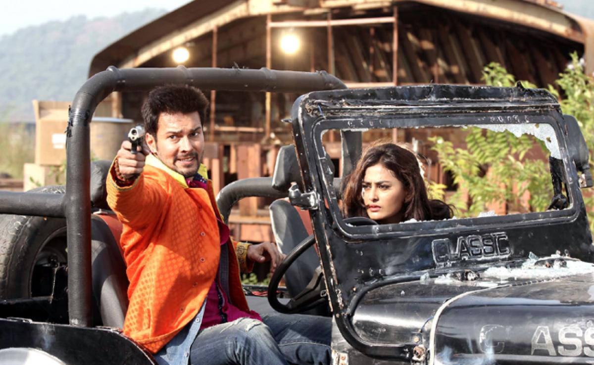 Real Life Meets Reel Life: Rajniesh Duggall In Direct Ishq