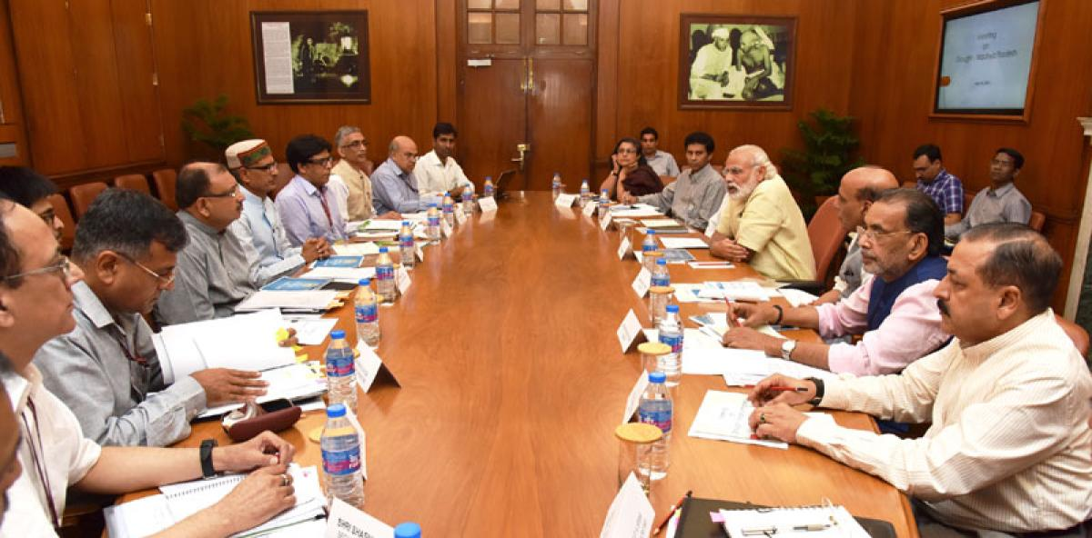 Chief Ministers of 10 drought affected States asks to take steps to fight situation