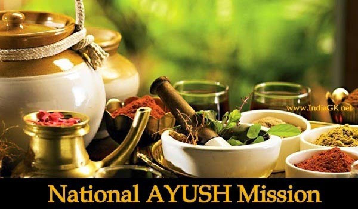 National ayush maission