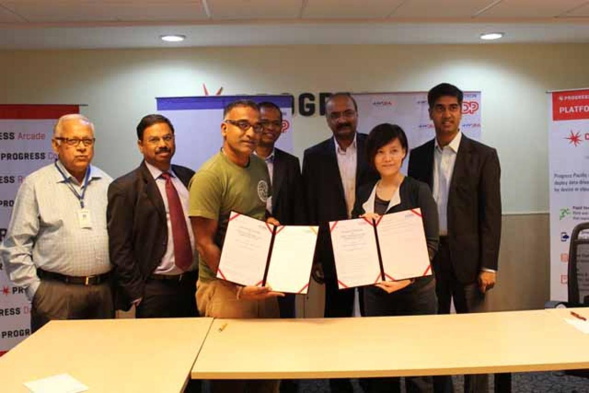 HYSEA ties up with Taipei IT body