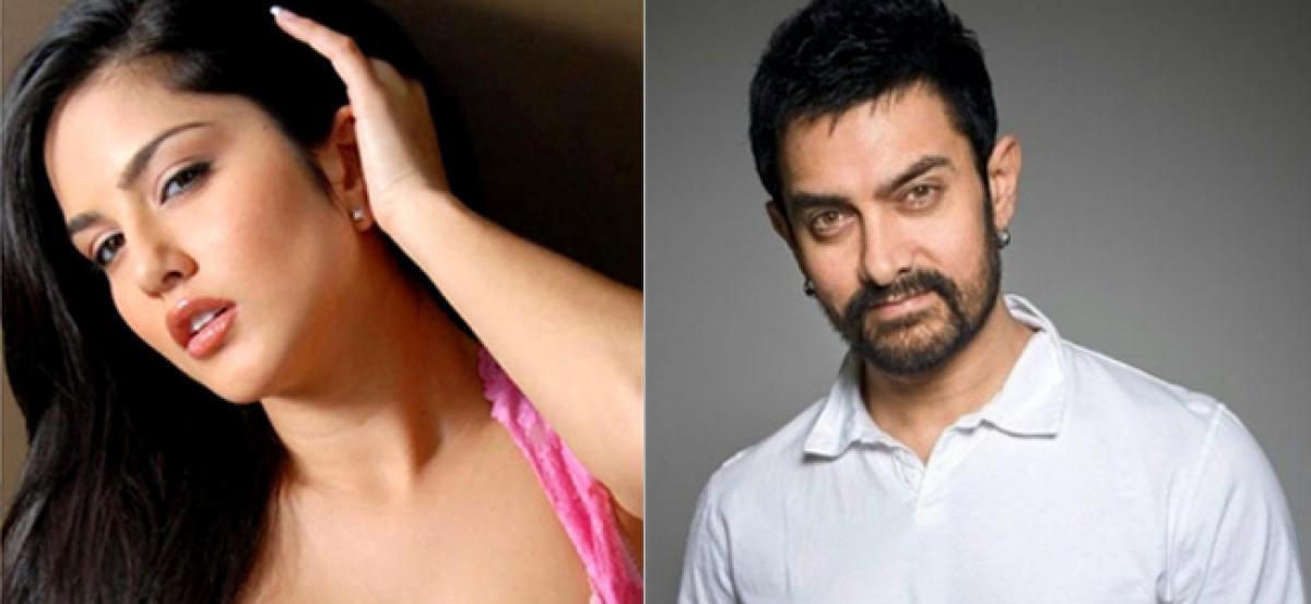 Sunny Leone a has deep respect for Aamir Khan