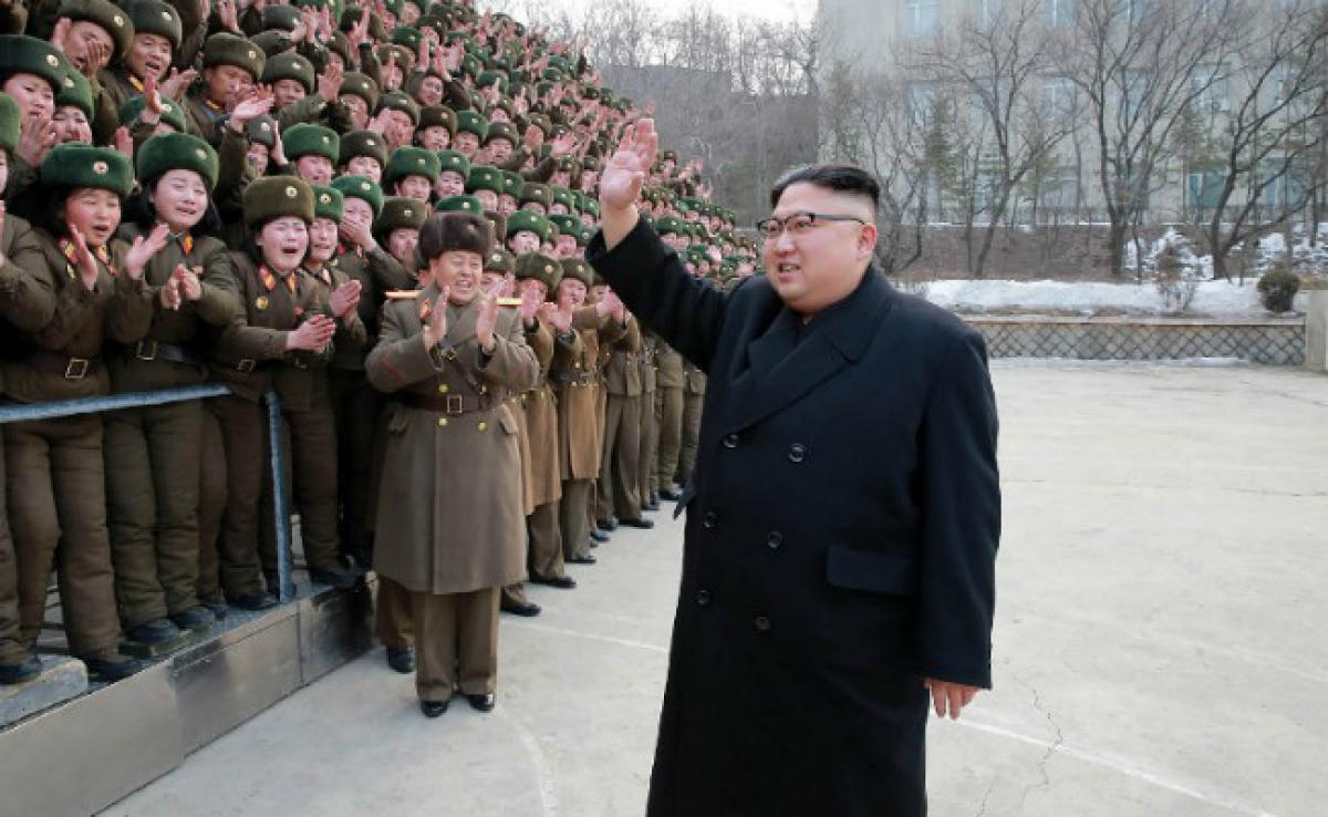 North Korea Fires Missiles, 3 Reach Japan Waters