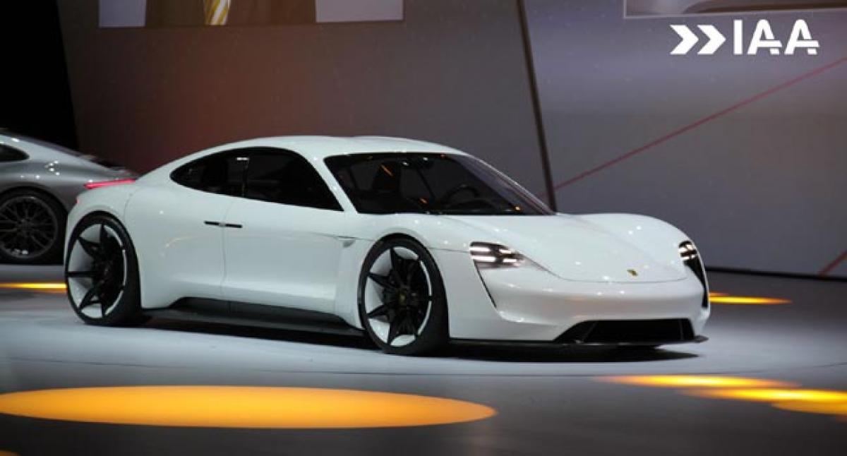 Porsche to Take On Tesla: Production For Mission E Confirmed For 2020