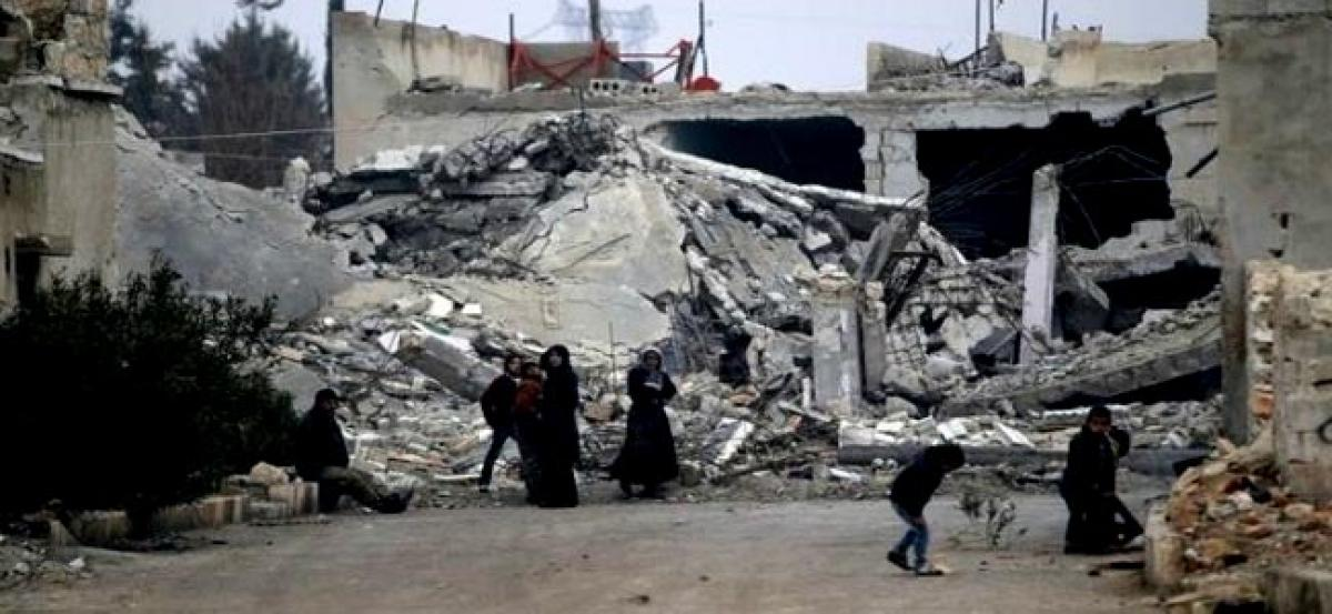 UN Security Council welcomes Syria truce, rebels warn they could abandon it