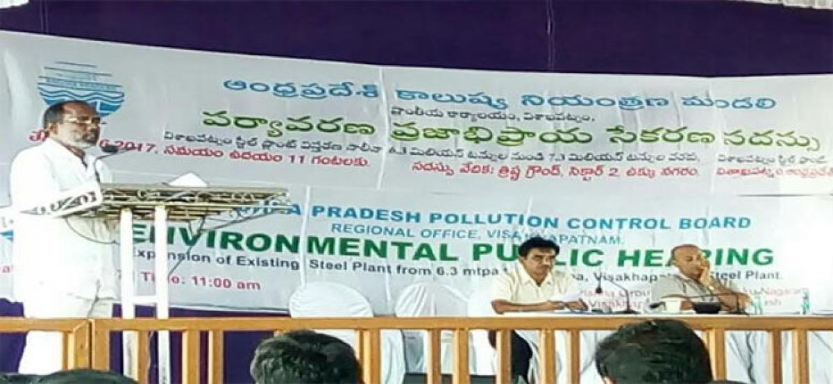 Take steps to contain pollution: TU leaders
