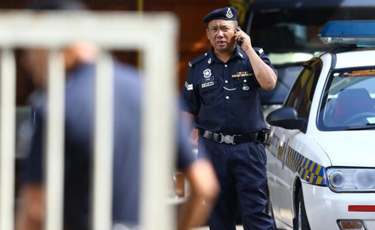 Malaysia Condemns Use Of VX At Airport; Prepares To Deport North Korean