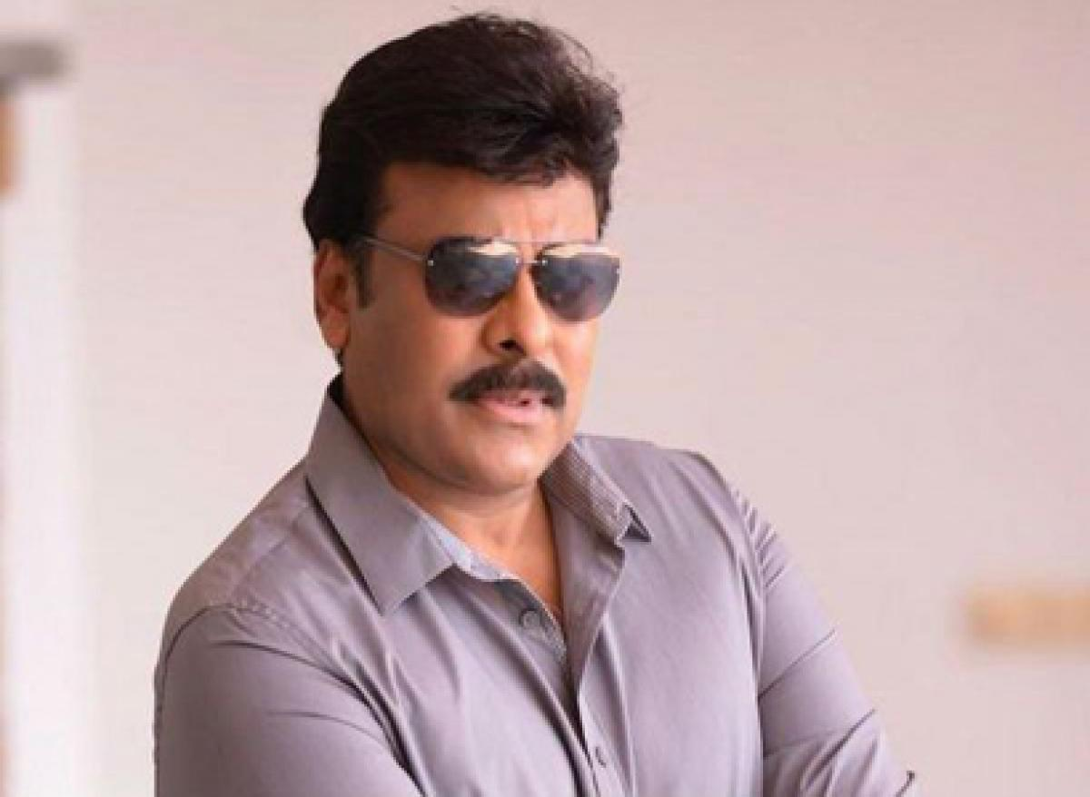 Chiranjeevis 150th movie gets a launch date