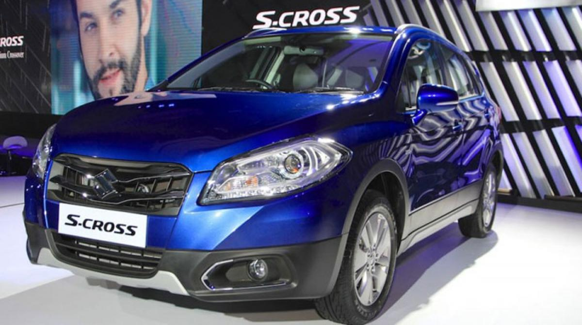 Maruthi S-Cross special edition launched