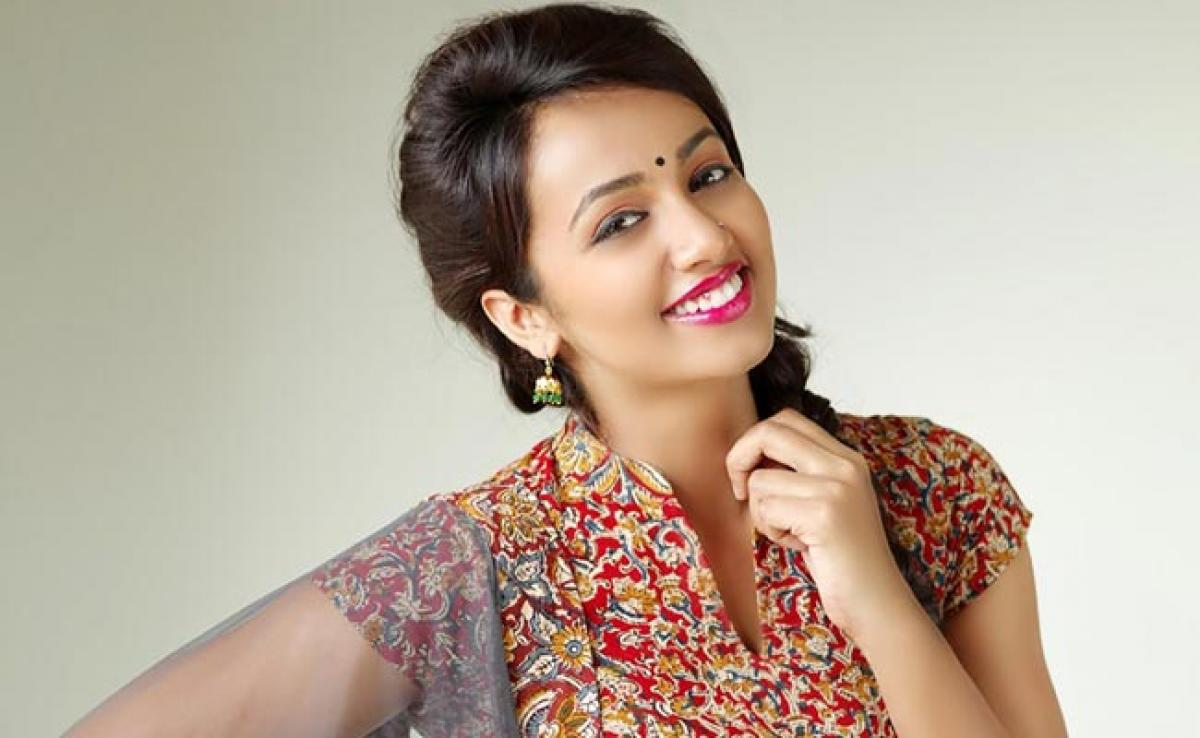 Tejaswi lands key role in Mister