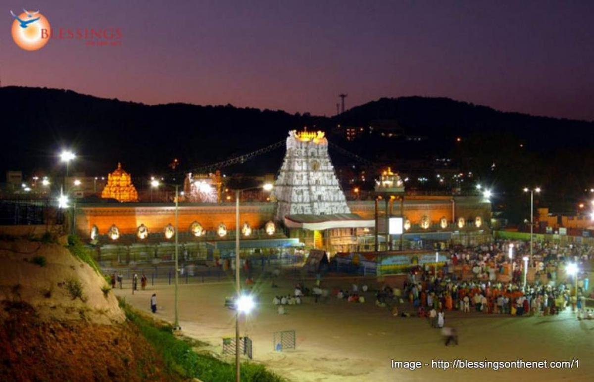 Tirupati gets INR 2 crore donations from TVS Group companies