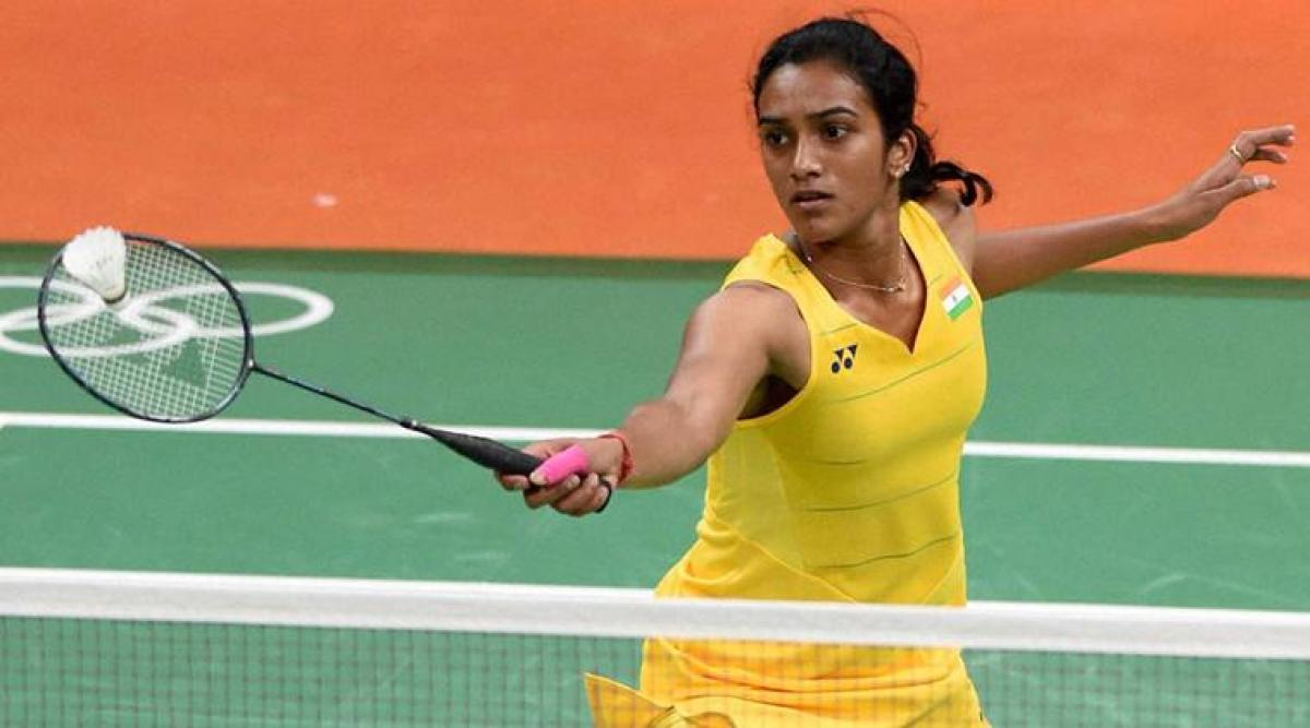 PV Sindhu advances to quarterfinals in Badminton Asia Championships