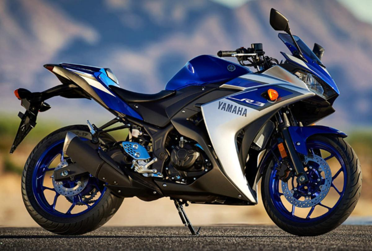 Yamaha to launch YZF R3 next month