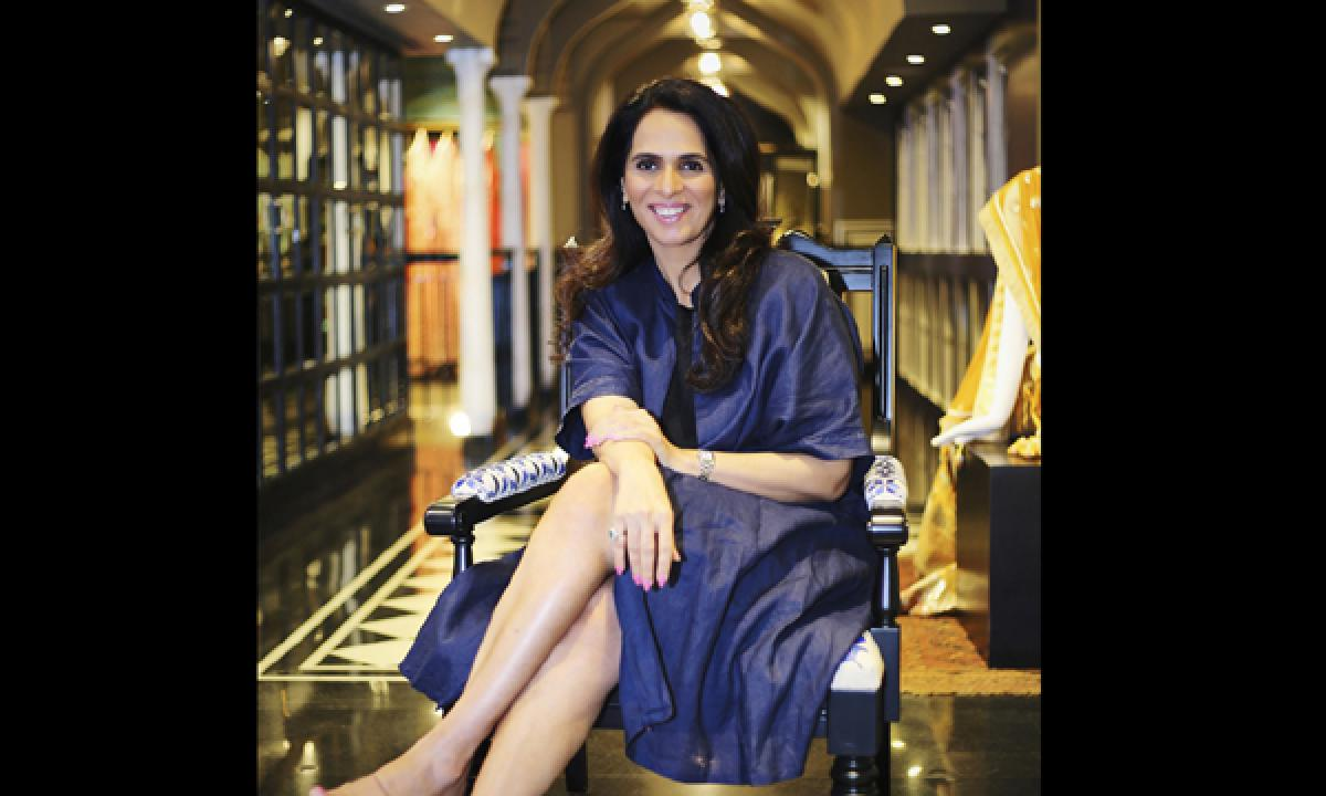 Anita Dongre to bring down curtains on LFW Summer/Resort 2017