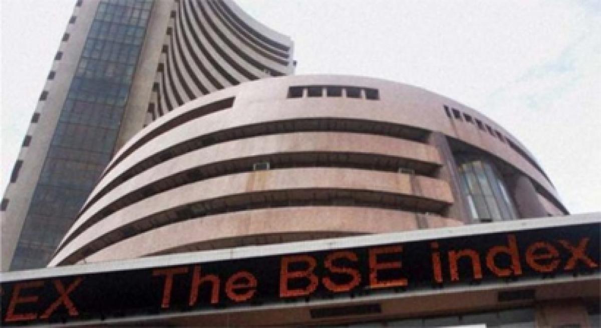 Derivatives expiry subdues markets, Sensex trades flat