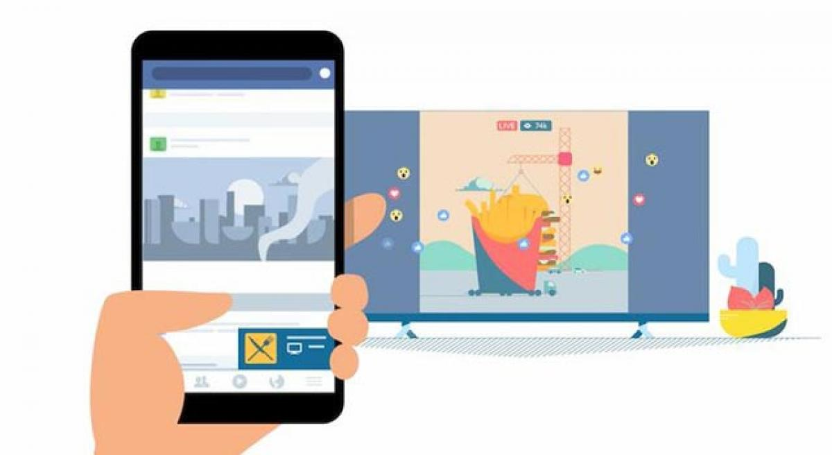 Stream Facebook videos on TV from smartphone now