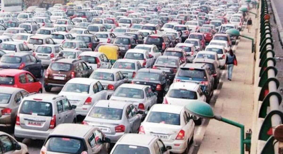 Delhi Diesel Ban: 50k Vehicles Affected