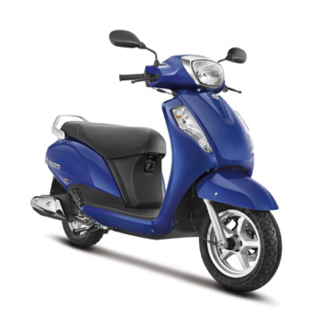 Suzuki launches ACCESS 125