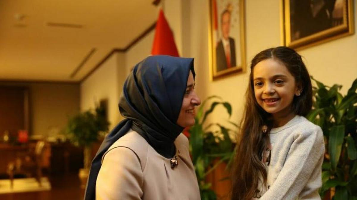 War wont stop us vow Syria child victims Bana Alabed, Abdel Basset