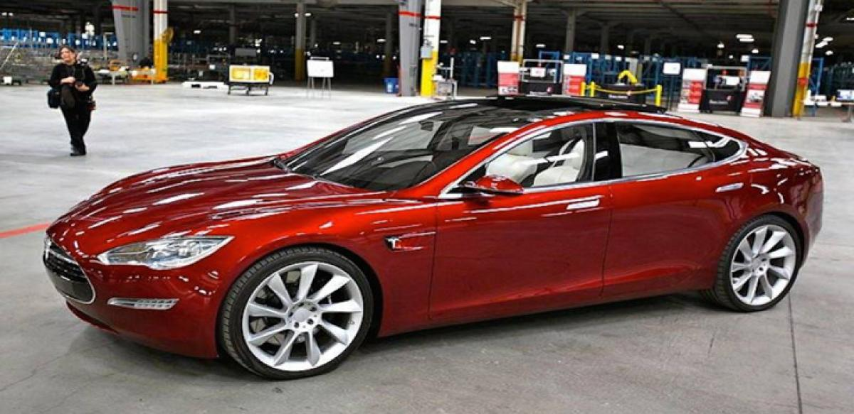 Tesla Model 3 to hit Indian roads by 2018