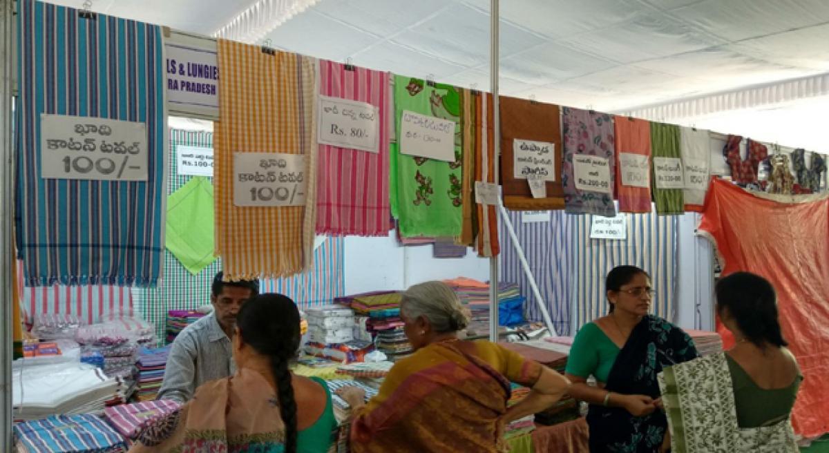 Shilparamam, a boon for artisans