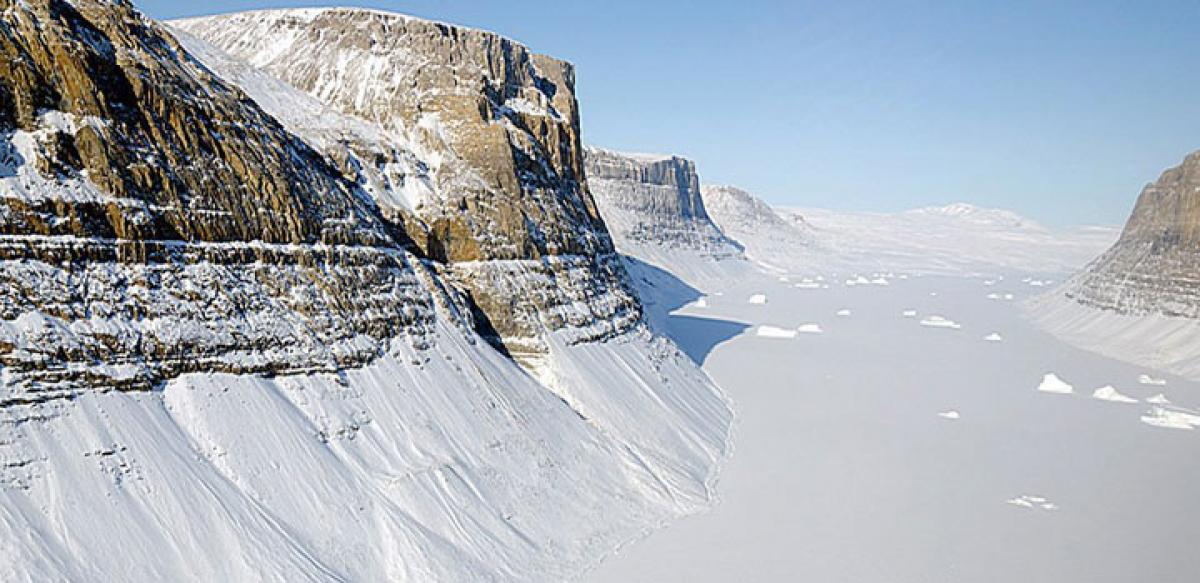 Worlds largest canyon could be hidden under Antarctic ice