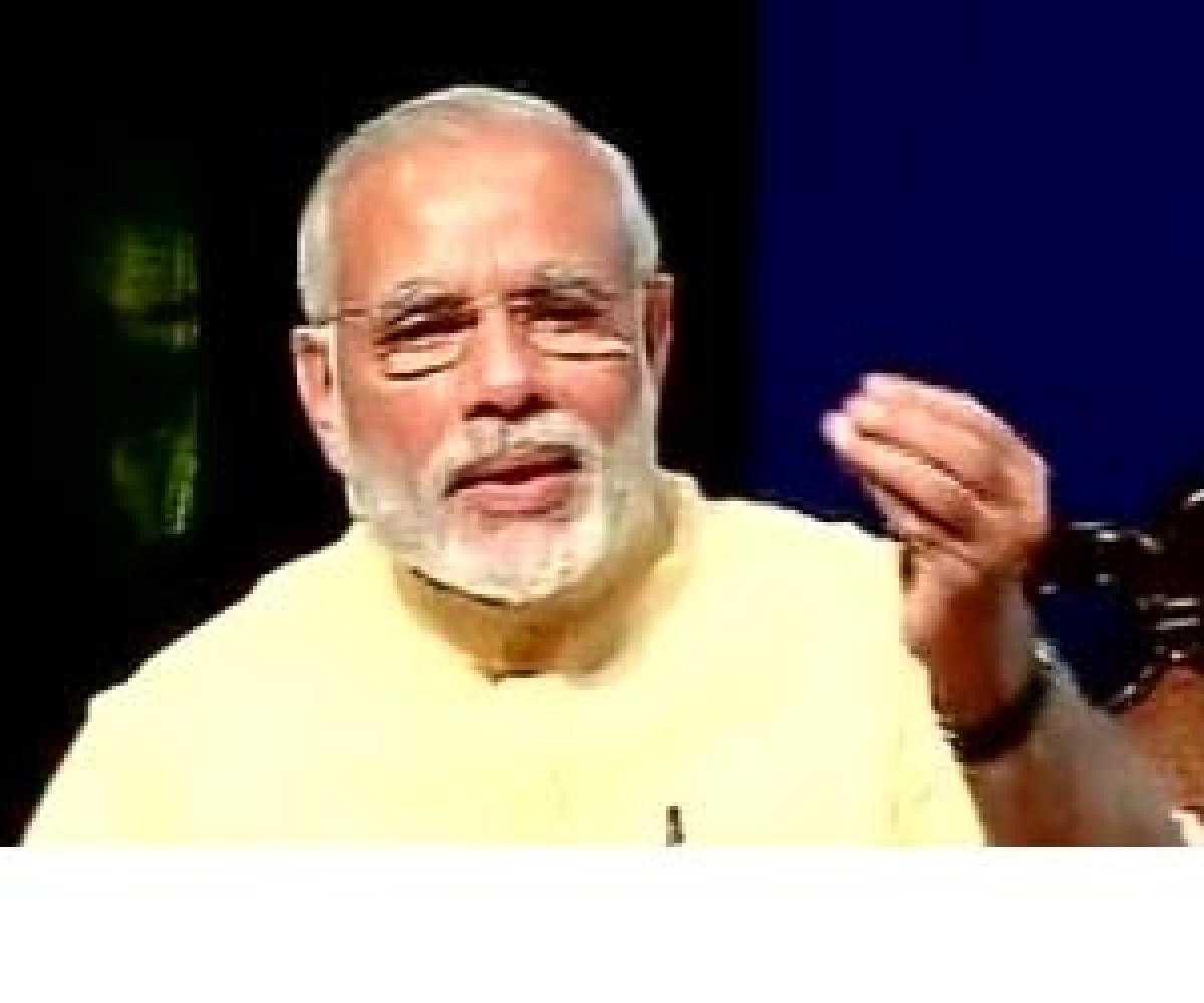 Join hands for water conservation: Modi calls on youth
