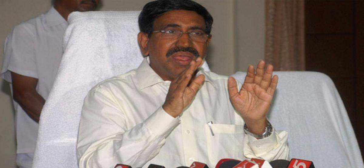 Top priority for farmers welfare, says Narayana