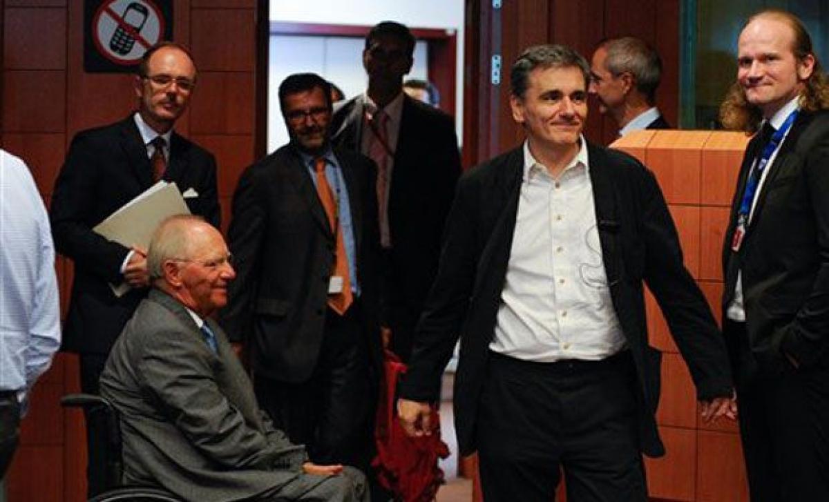 Eurozone optimism after Greek lawmakers back bailout deal