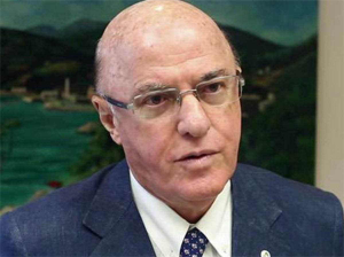 Head of Brazilian state nuclear company arrested