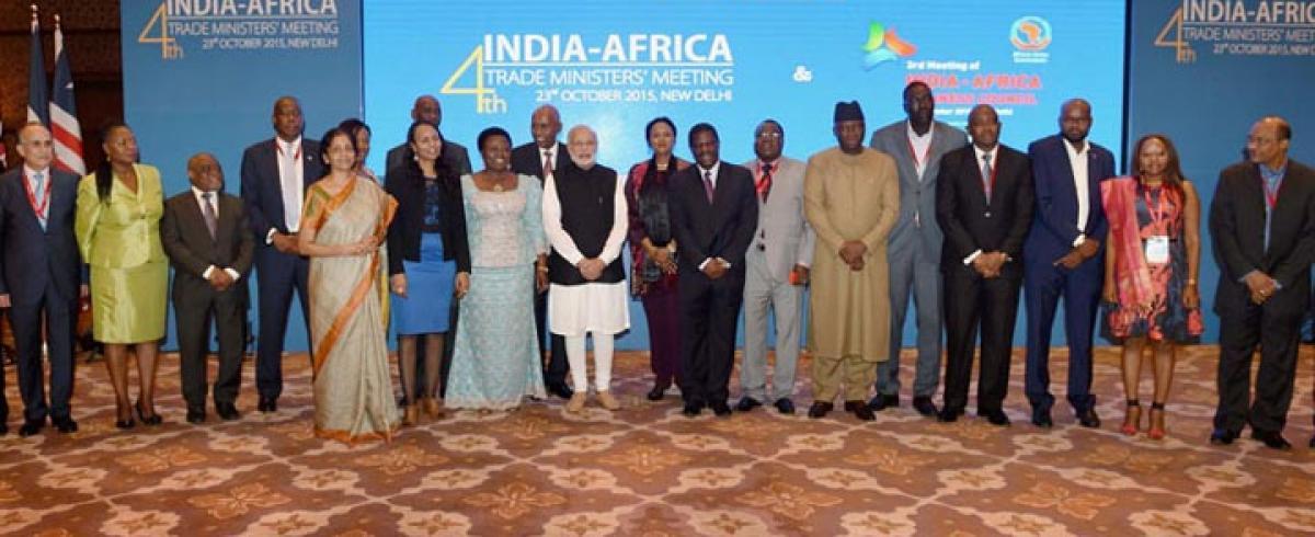 The India-Africa Forum Summit