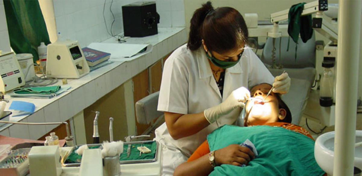 Online test for post-graduate medical and dental courses