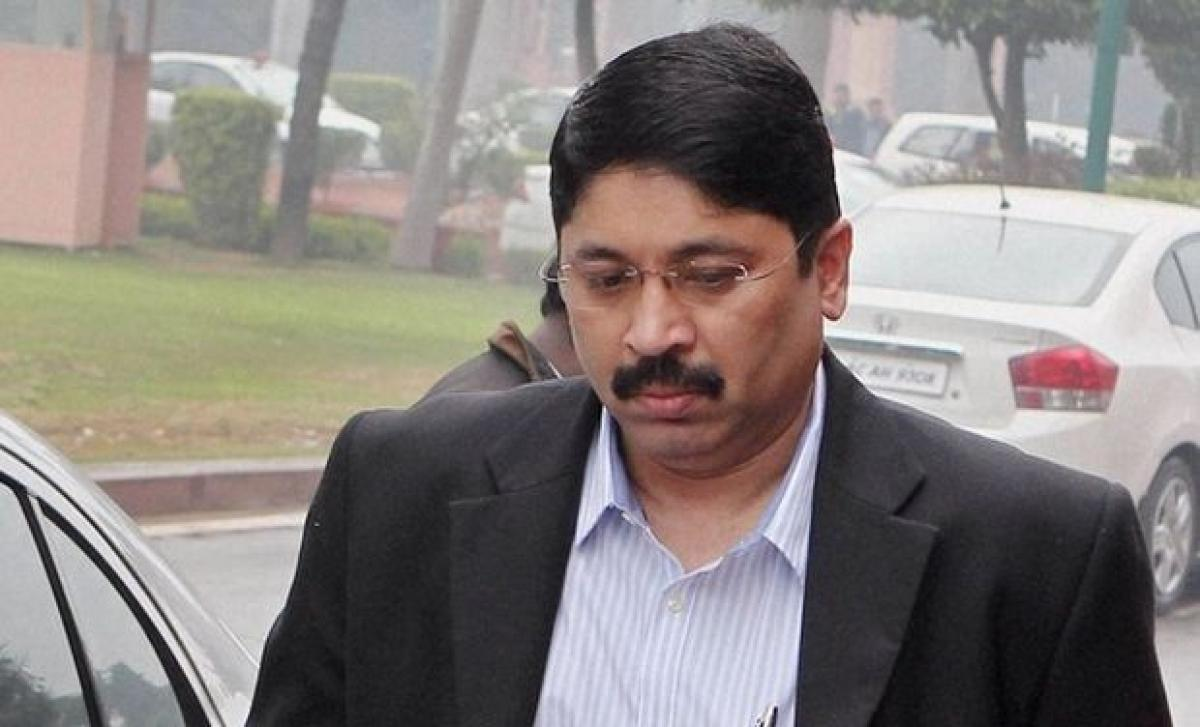 Aircel-Maxis case: Maran brothers and others discharged
