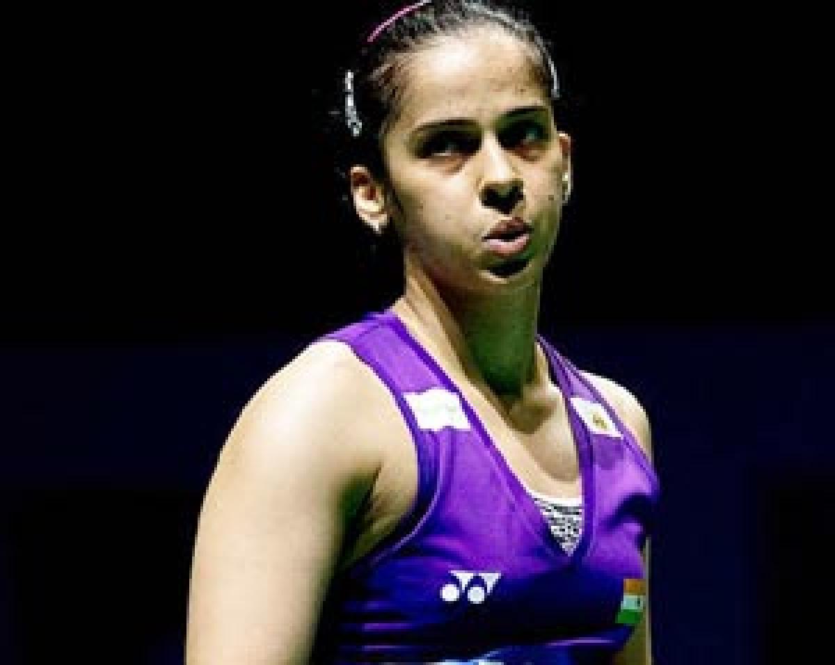 Saina Nehwal takes centrestage today