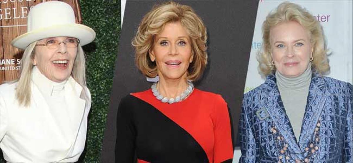Diane Keaton, Jane Fonda join indie comedy Book Club