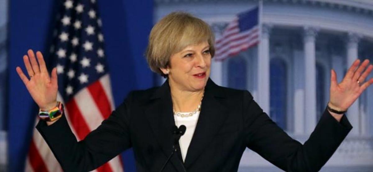 Donald Trump to make state visit to Britain: Theresa May