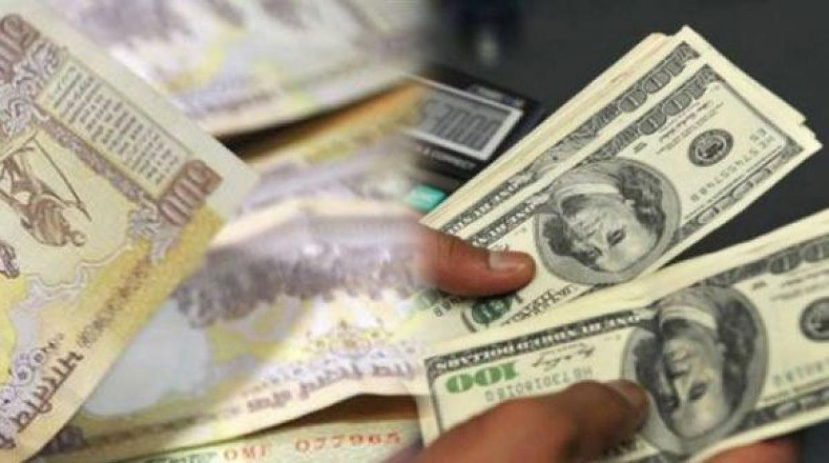 Rupee moves up 9 paise against dollar in early trade