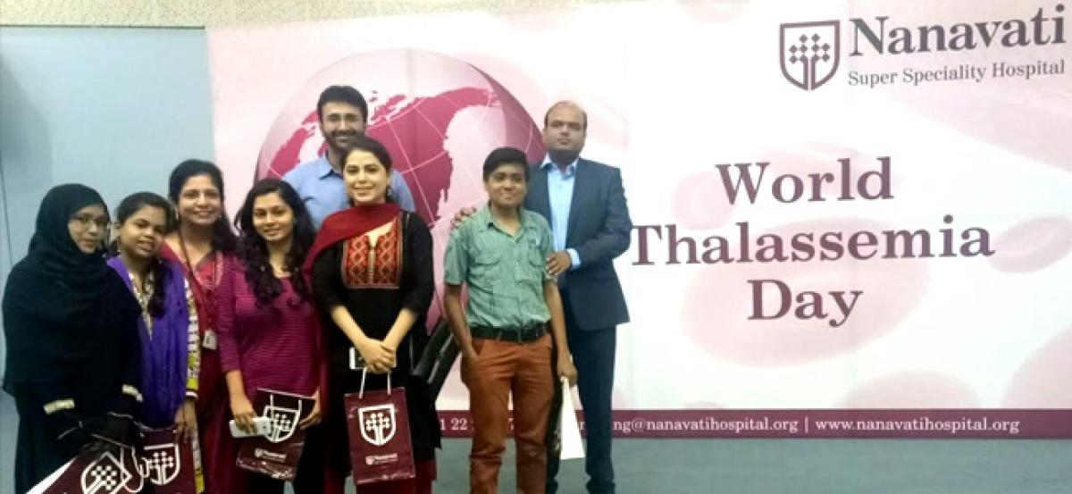 Genetic testing and improved blood transfusion key to controlling thalassemia, concur NSSH experts