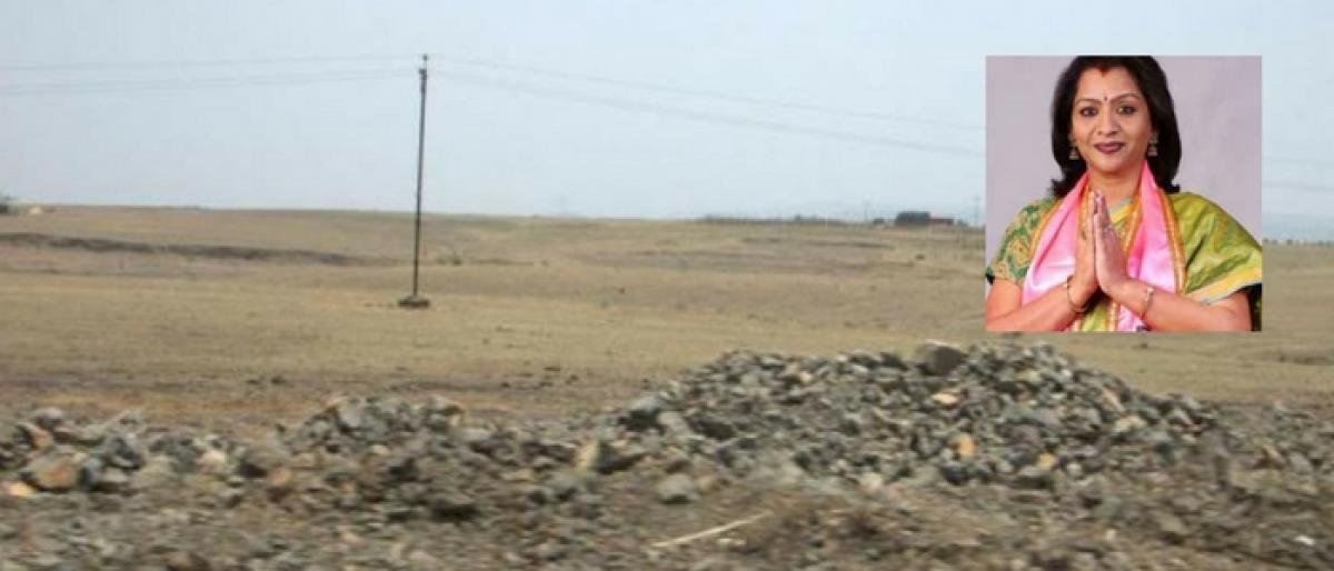 KK's daughter bought Paigah family lands