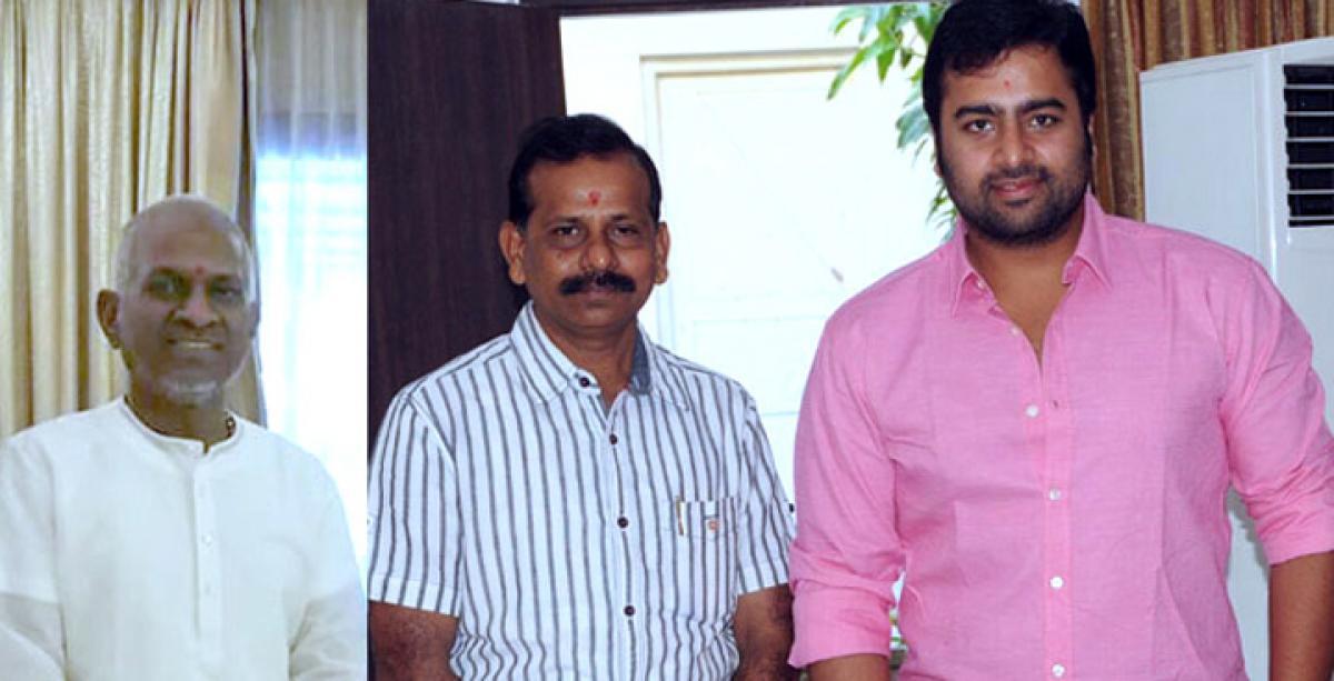 Ilayaraja records for Rohits film