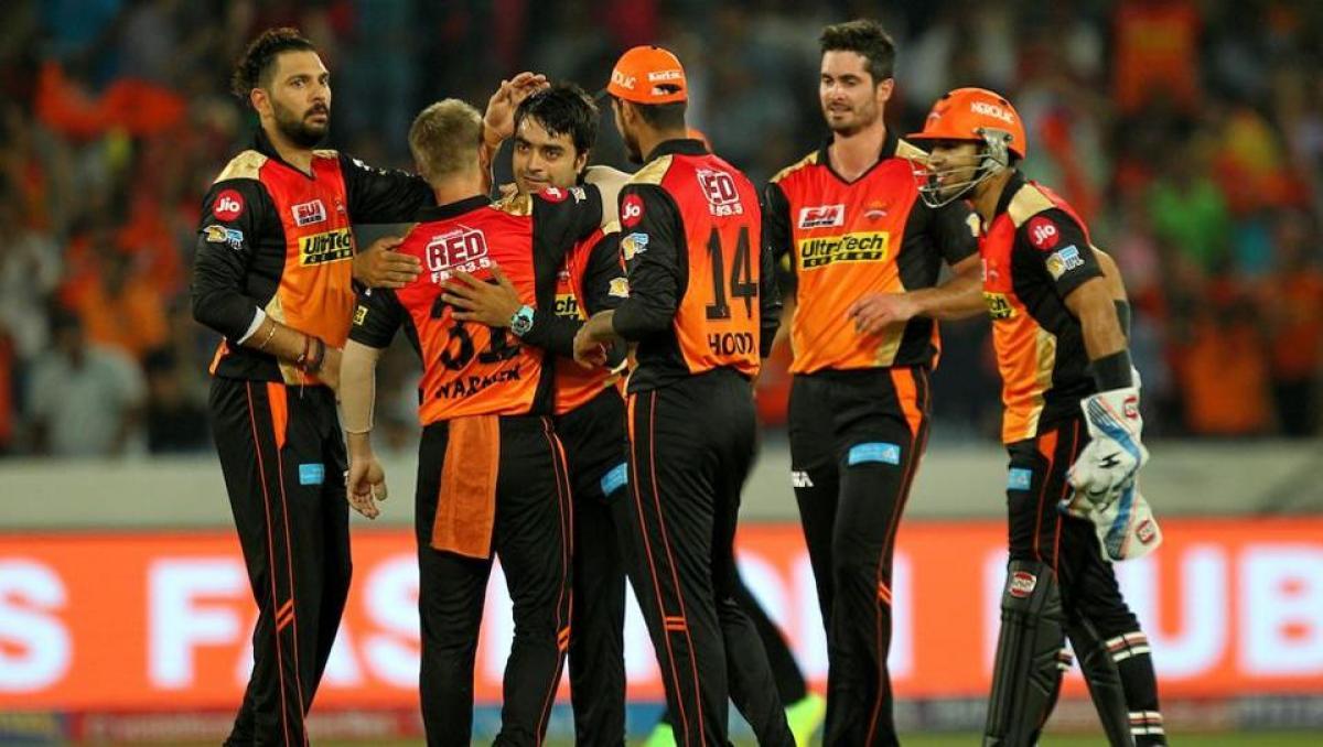 IPL 2017: Hyderabad beats Bangalore in opener