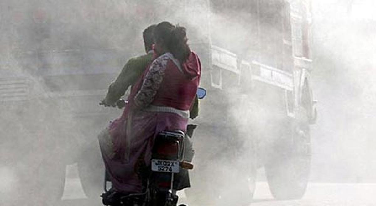 No air in Delhi is safe to breathe