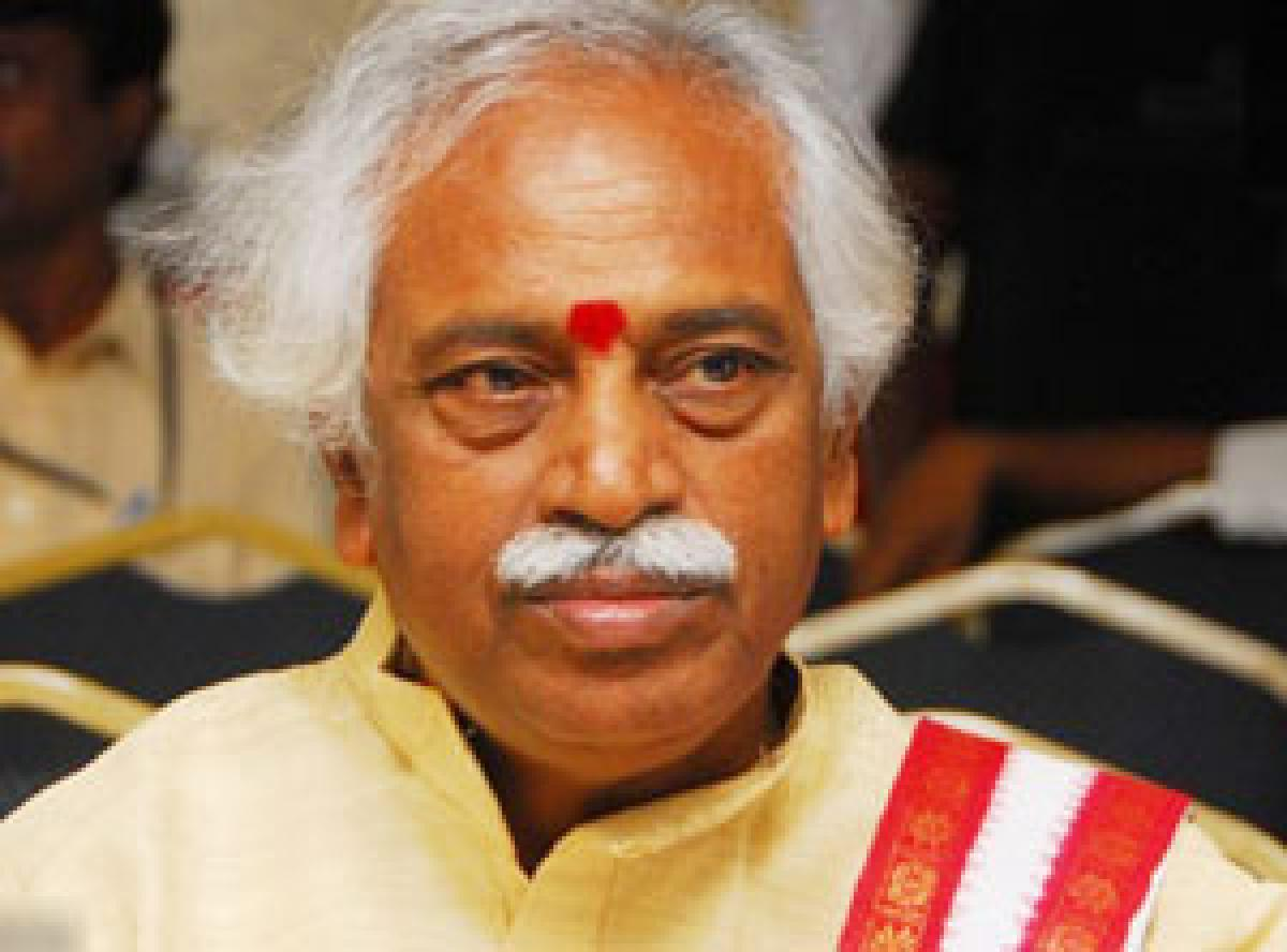 Cong, Left trying to sully Modi's image: Dattatreya
