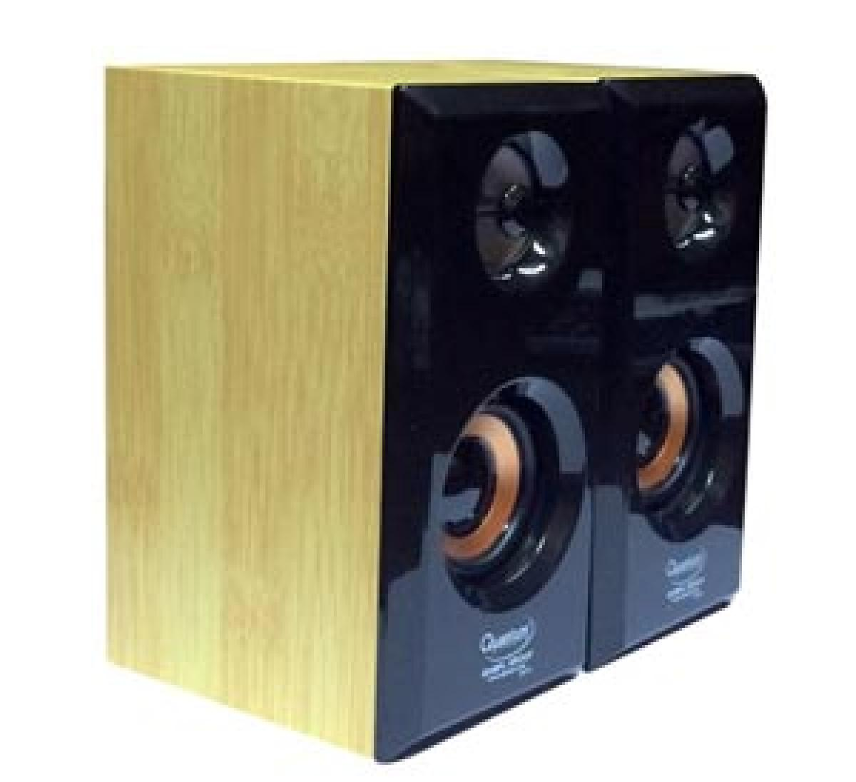 Quantum Hi Tech launches wood sound