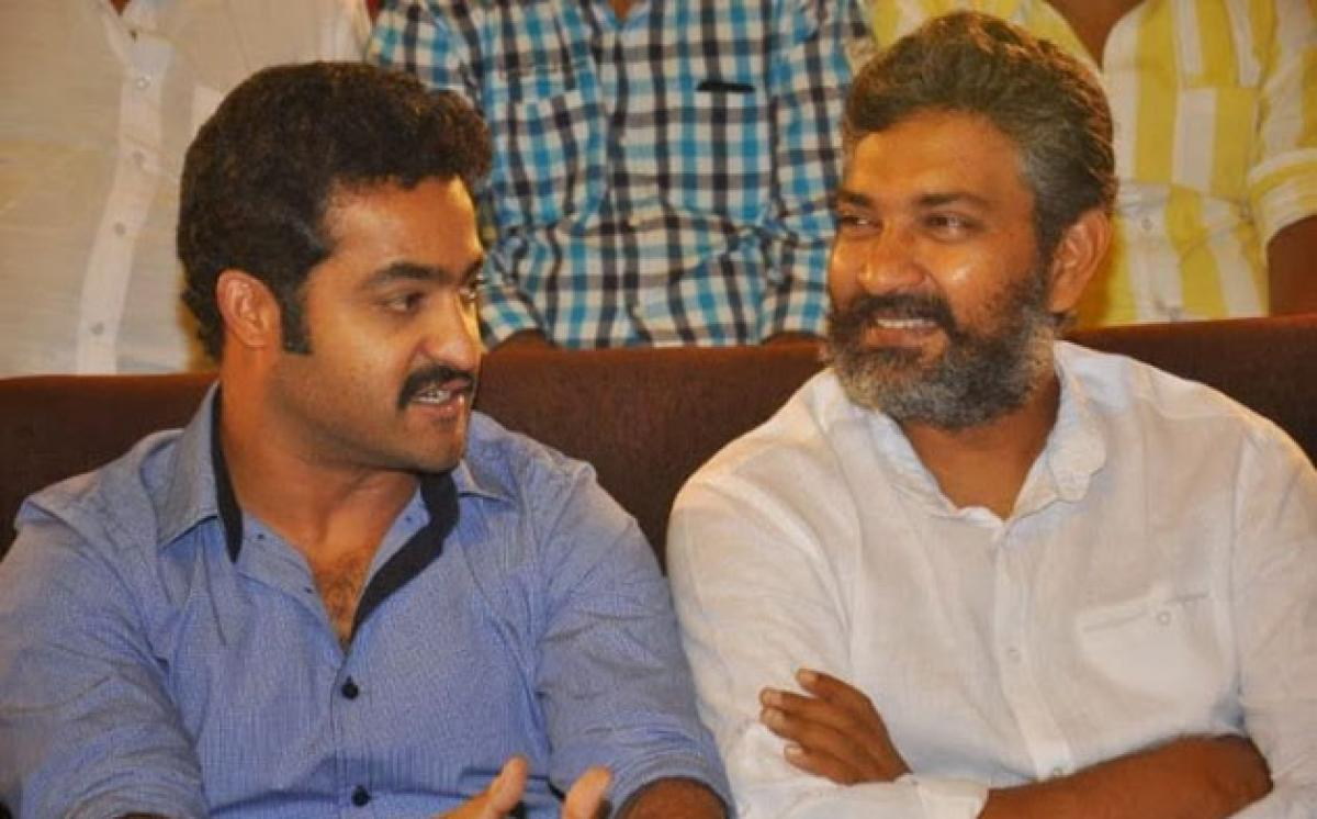 Jr NTR congratulates National award winner Rajamouli