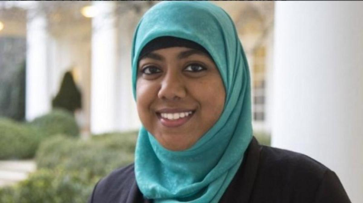 Hijab-wearing White House staffer quits Trump admin in 8 days