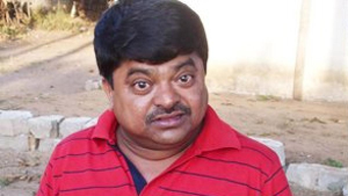 Brain stroke turns fatal for comedian Potti Rambabu